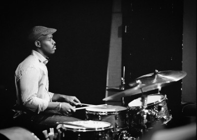 Ulysses Owens Jr. Cellar Jazz Club Vancouver 2012