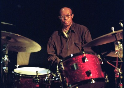 Louis Hayes, Cellar Jazz Club Vancouver, 2013