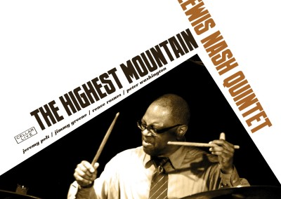 Lewis Nash The Highest Mountain