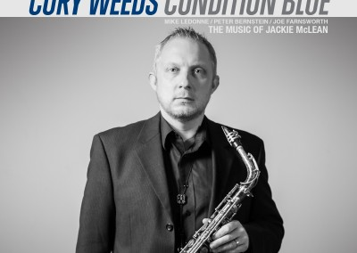 Cory Weeds Condition Blue