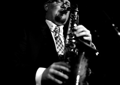Ian Hendrickson-Smith, Cellar Jazz Club Vancouver 2014